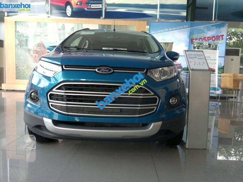 Xe Ford EcoSport 4x2 AT 2014-0
