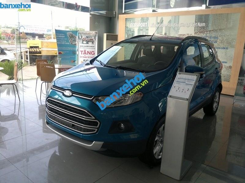 Xe Ford EcoSport 4x2 AT 2014-2