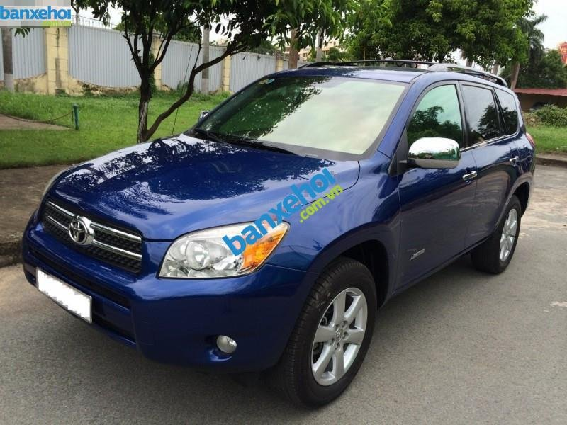 Xe Toyota RAV4 LIMITED 2.4 AT 2007-0