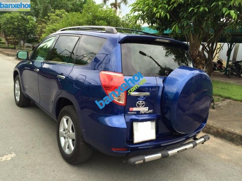 Xe Toyota RAV4 LIMITED 2.4 AT 2007-2