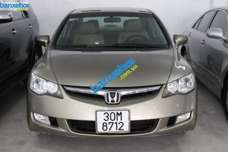 Xe Honda Civic 1.8MT 2008-1