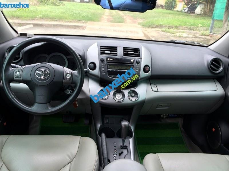 Xe Toyota RAV4 LIMITED 2.4 AT 2007-5