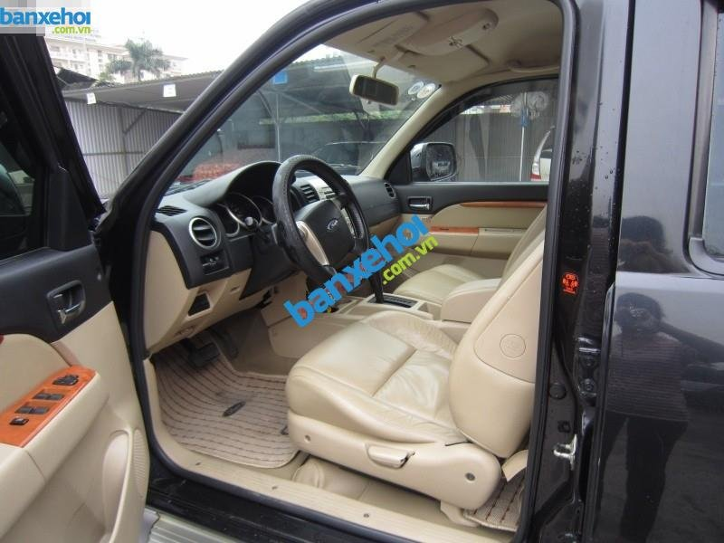 Xe Ford Everest 2.5AT 2010-4