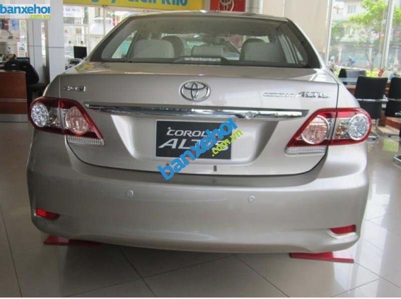 Xe Toyota Corolla altis 2.0AT 2014-2
