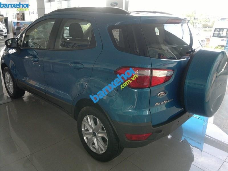 Xe Ford EcoSport 4x2 AT 2014-3