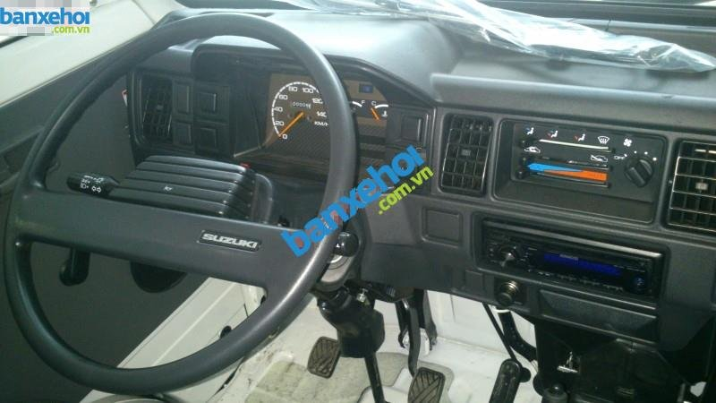 Xe Suzuki Super Carry Truck  2014-8
