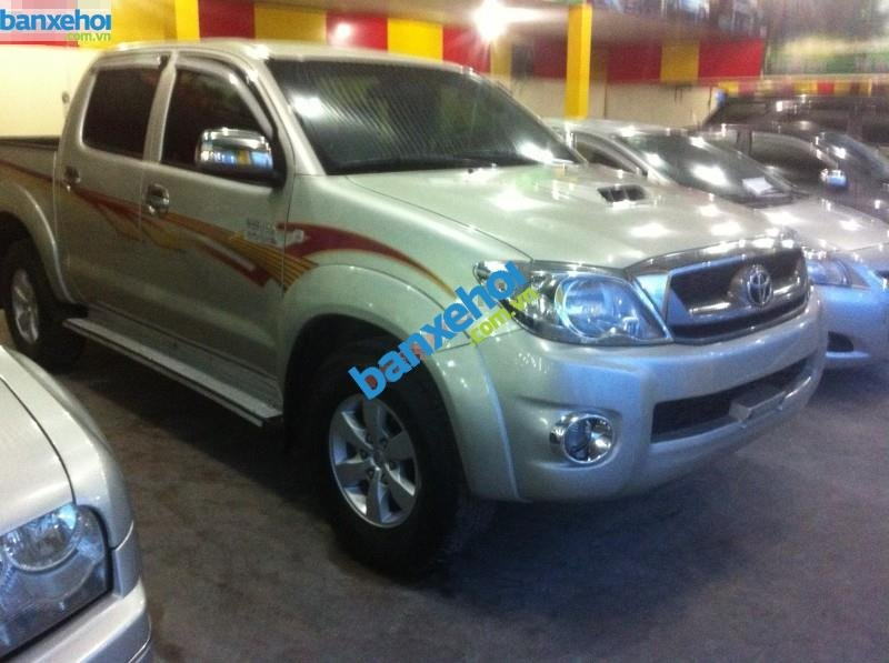 Xe Toyota Hilux G 2010-0