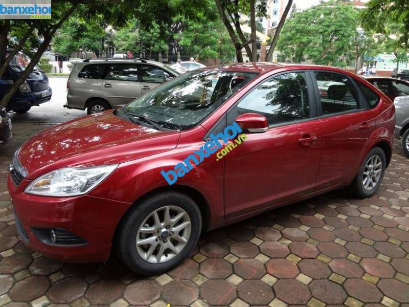 Xe Ford Focus 1.8AT 2010-1