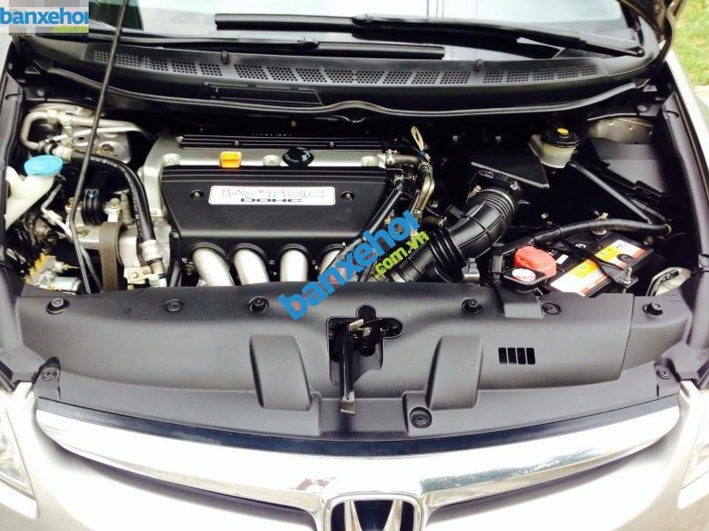 Xe Honda Civic 1.8AT 2008-6