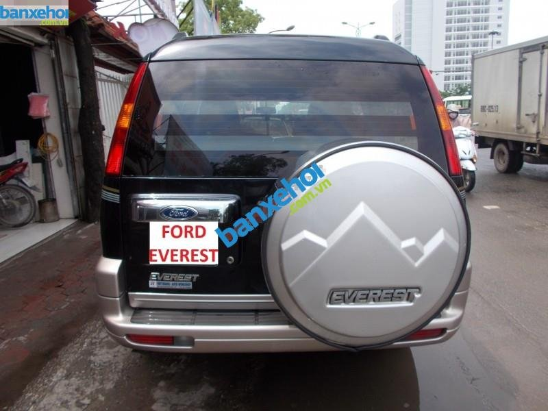 Xe Ford Everest  2006-7
