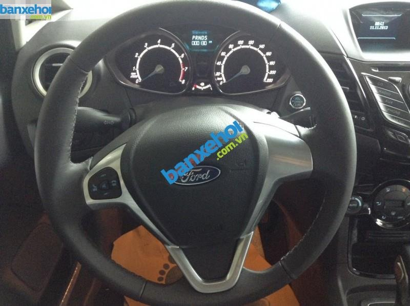 Xe Ford Fiesta 1.5AT 2014-5