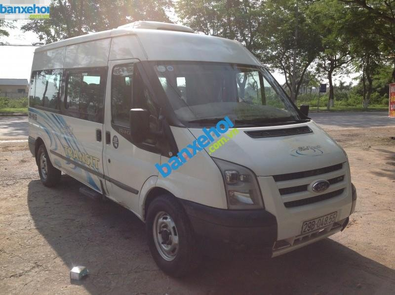 Xe Ford Transit  2007-5