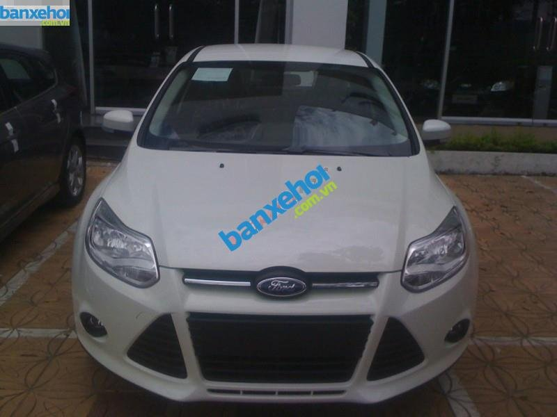 Xe Ford Focus 1.6AT 2014-0