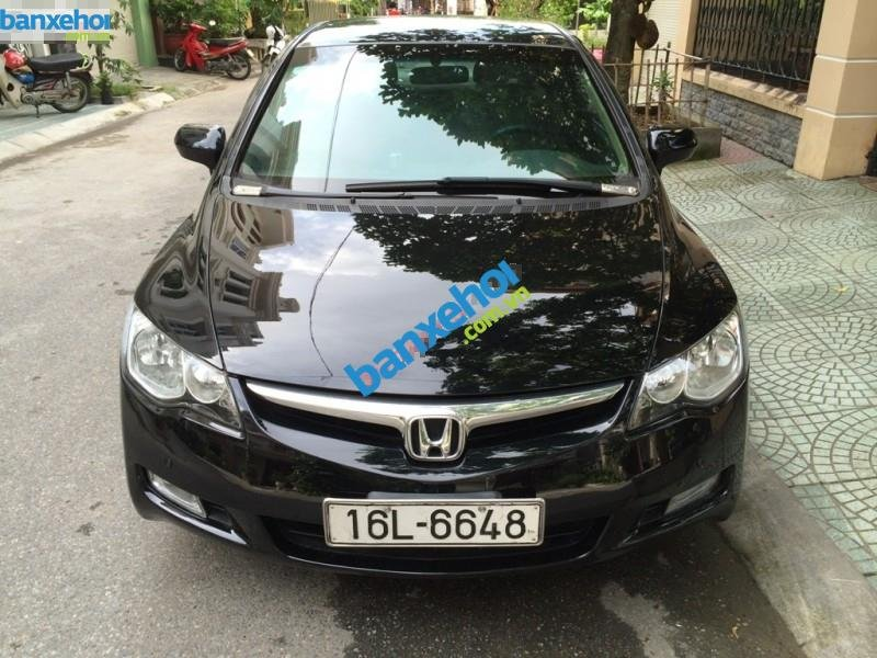 Xe Honda Civic 1.8AT 2007-0
