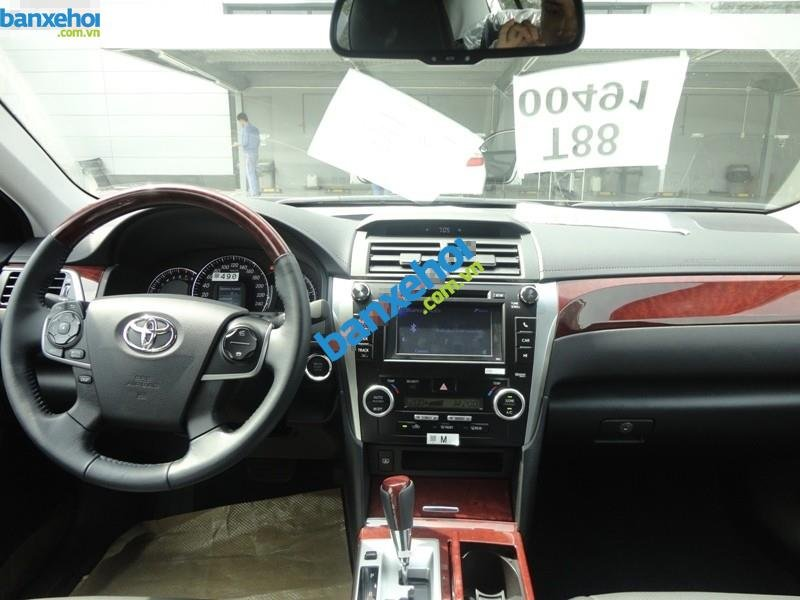 Xe Toyota Camry 2.5Q 2014-5
