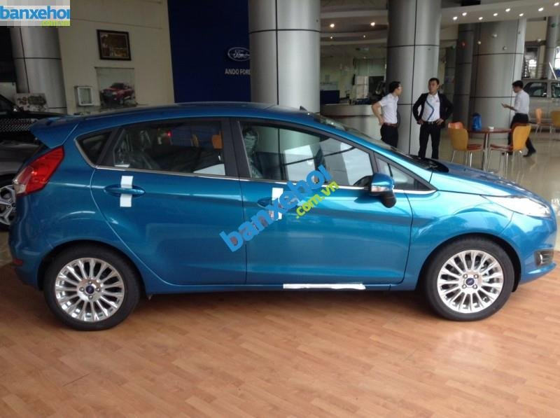 Xe Ford Fiesta 1.5AT 2014-0