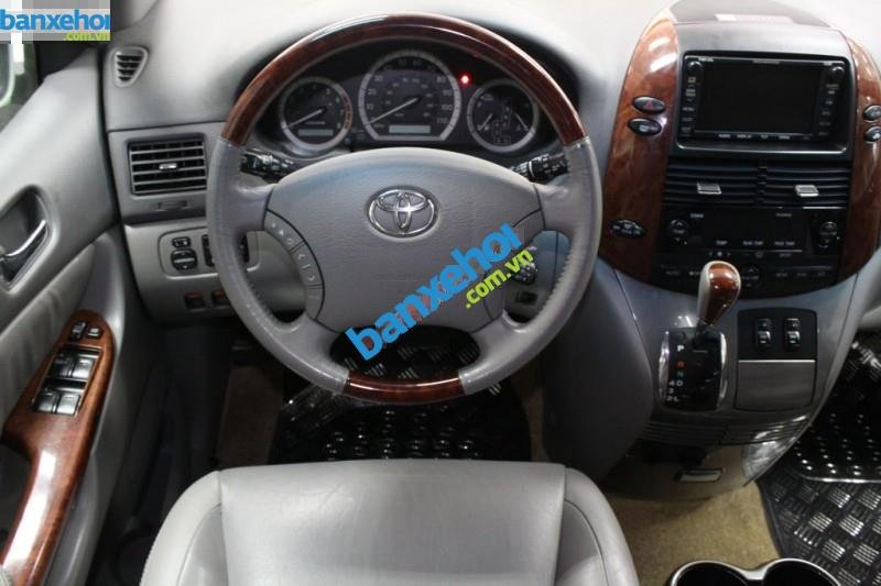 Xe Toyota Sienna XLE Limited 2005-6