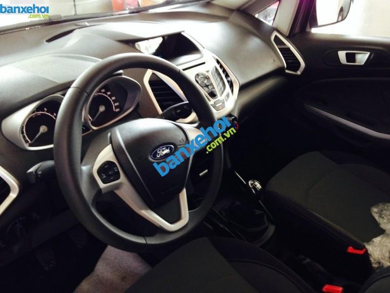 Xe Ford EcoSport 1.5L MT 2014-3