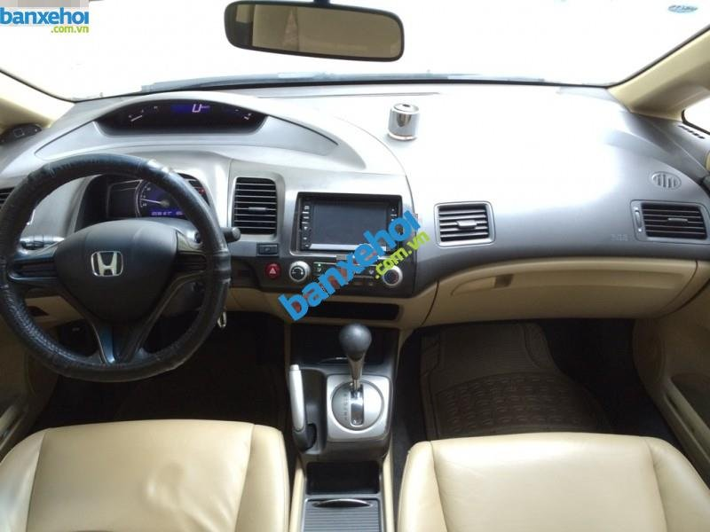 Xe Honda Civic 1.8AT 2007-6