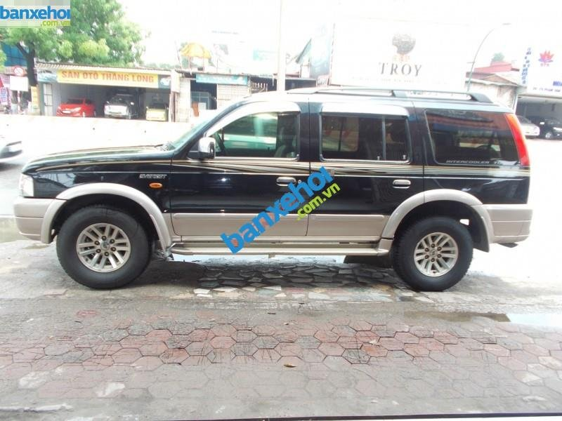 Xe Ford Everest  2006-4