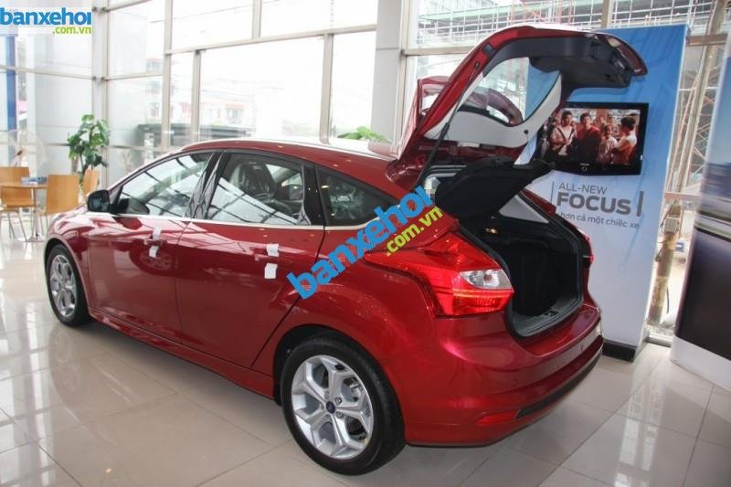 Xe Ford Focus Sport Duratec 2.0 2014-7