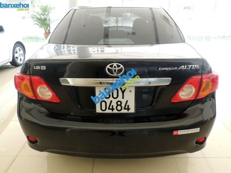 Xe Toyota Corolla altis 1.8AT 2010-1