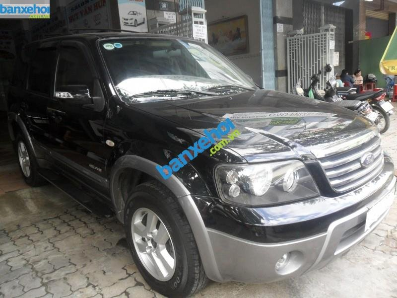 Xe Ford Escape 2.3L 2008-0