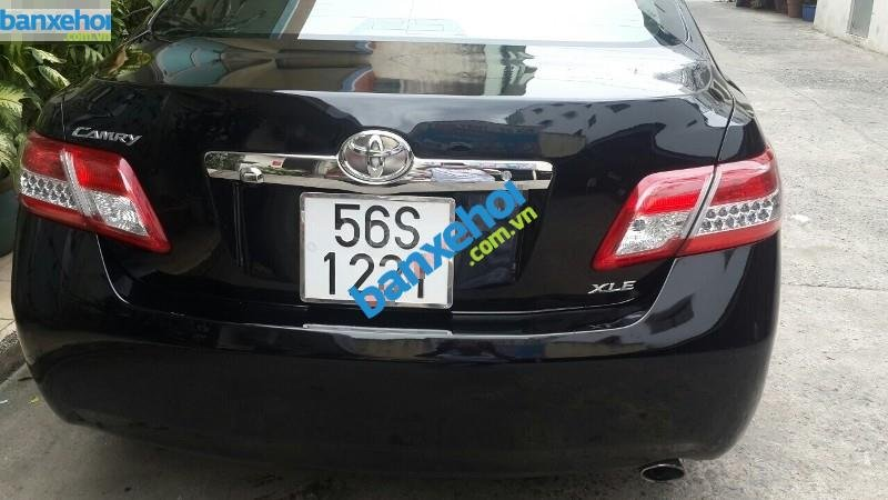 Xe Toyota Camry XLE 2.5L 2010-2