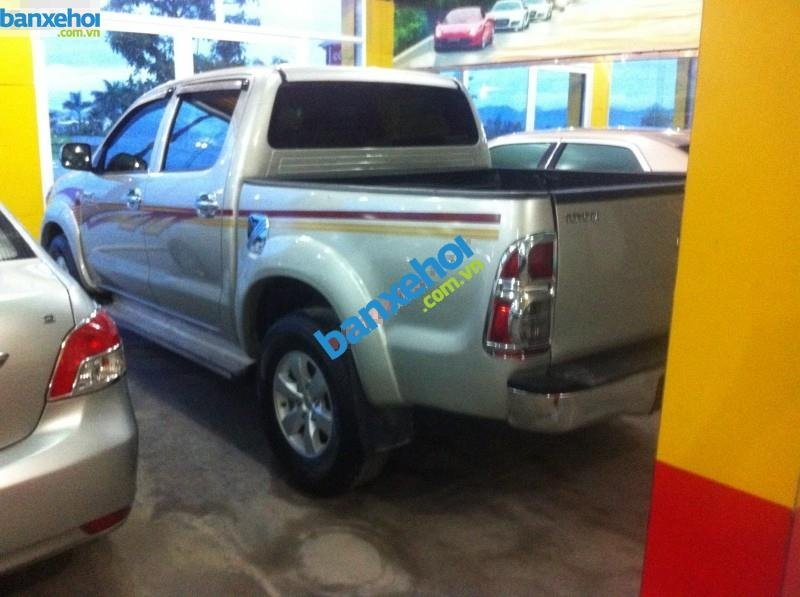 Xe Toyota Hilux G 2010-1