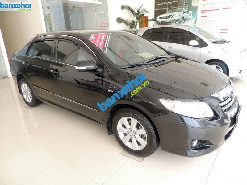 Xe Toyota Corolla altis 1.8AT 2010-0