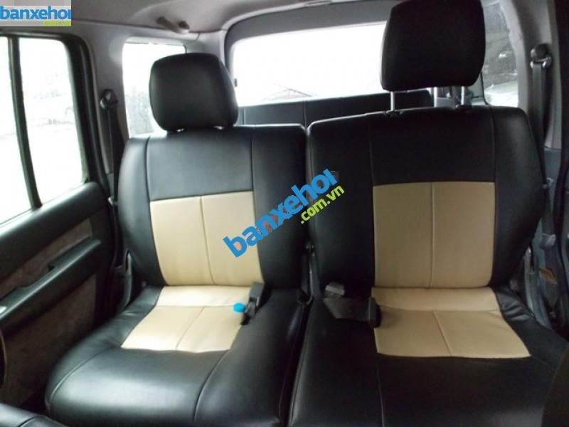 Xe Ford Everest  2005-7