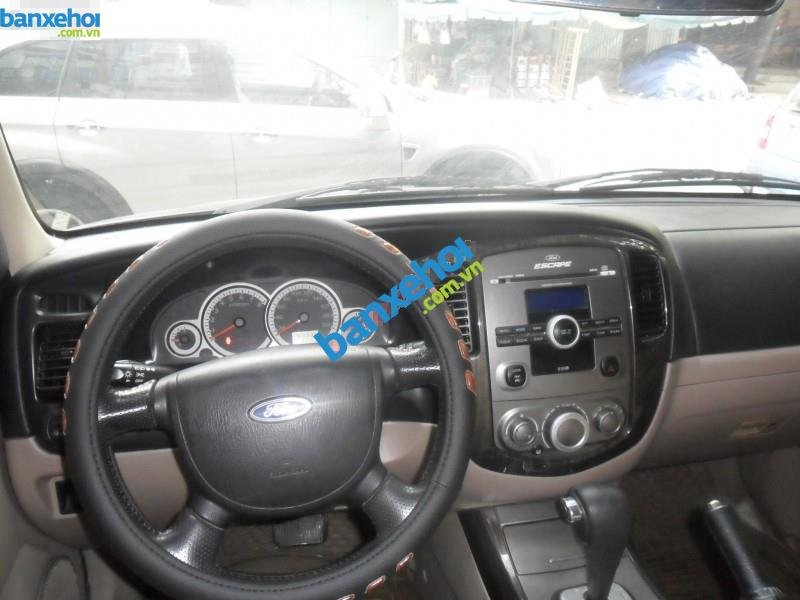 Xe Ford Escape 2.3L 2008-5