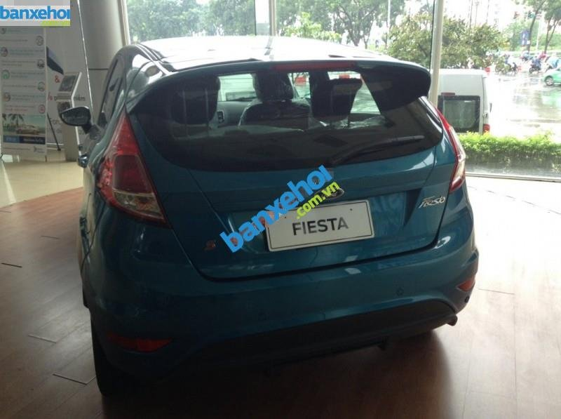 Xe Ford Fiesta 1.5AT 2014-2