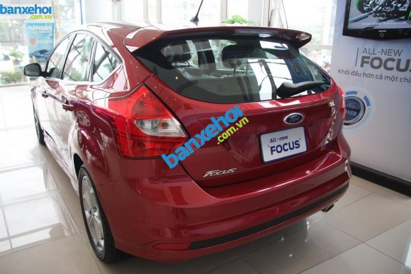 Xe Ford Focus Sport Duratec 2.0 2014-3
