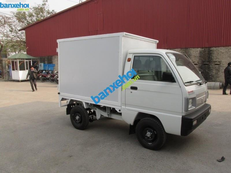 Xe Suzuki Super Carry Truck  2014-1