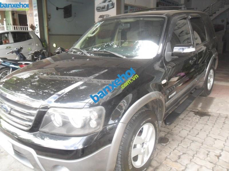 Xe Ford Escape 2.3L 2008-3