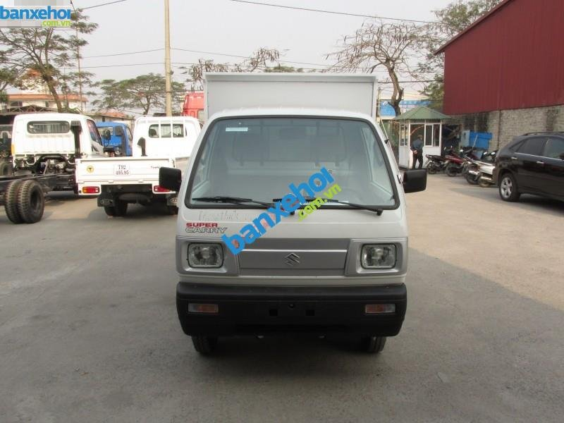 Xe Suzuki Super Carry Truck  2014-0