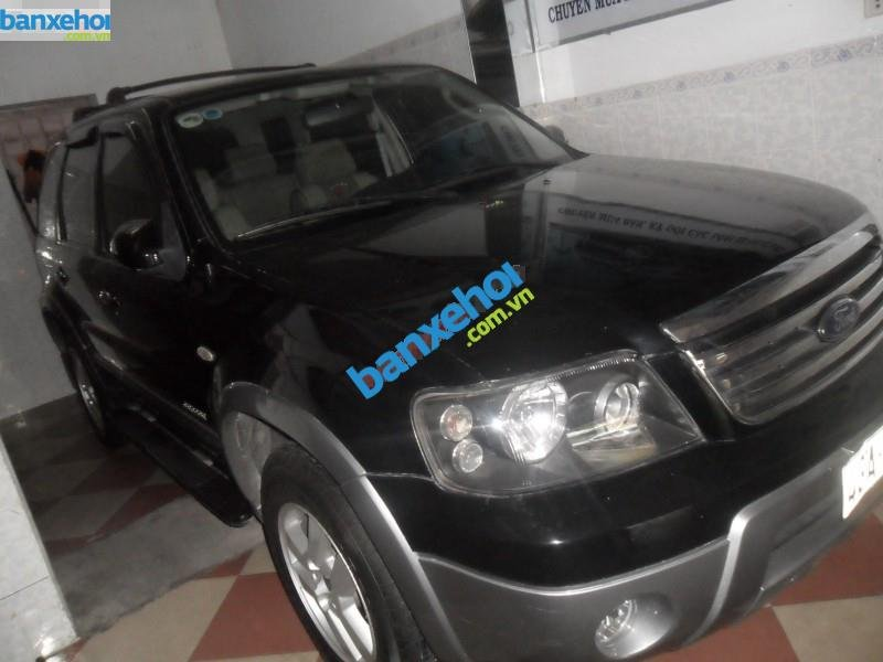 Xe Ford Escape 2.3L 2008-2