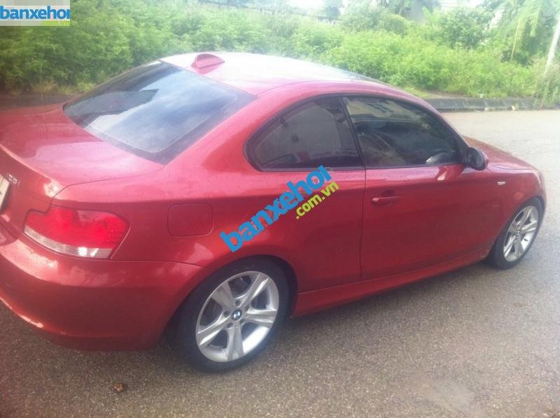 Xe BMW 1 Series 128i Coupe 2009-1