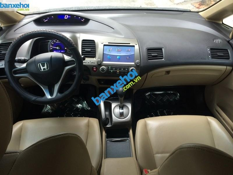 Xe Honda Civic 1.8AT 2010-6