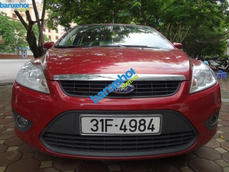 Xe Ford Focus 1.8AT 2010-0