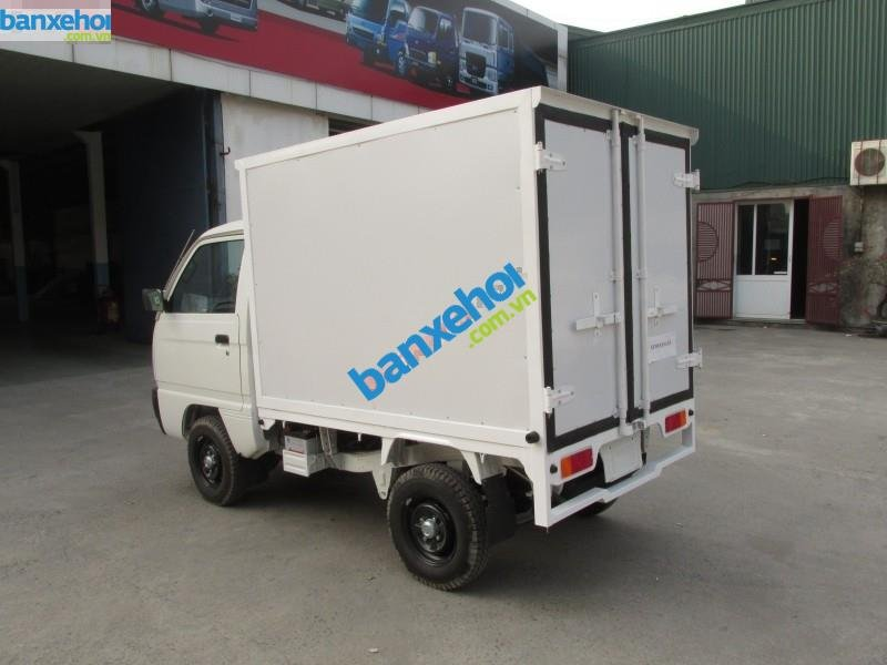 Xe Suzuki Super Carry Truck  2014-4