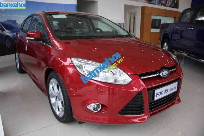Xe Ford Focus Sport Duratec 2.0 2014-0