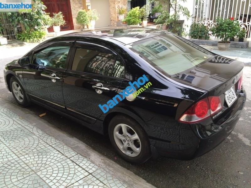 Xe Honda Civic 1.8AT 2007-3
