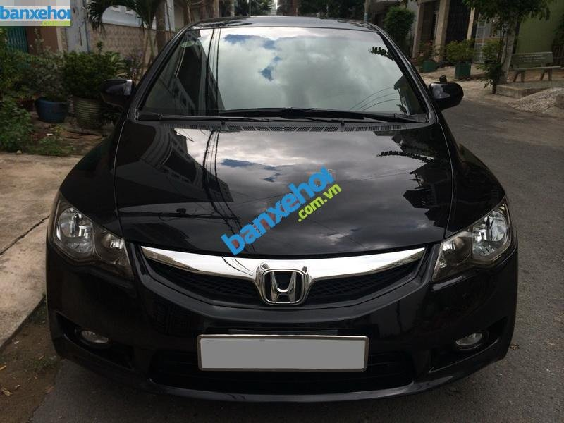 Xe Honda Civic 1.8AT 2010-0