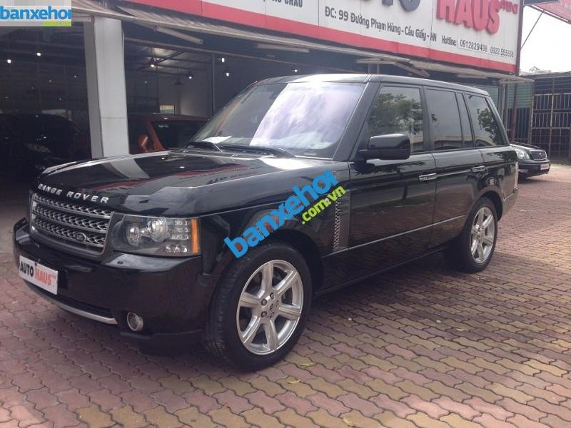Xe LandRover Range Rover Supercharged 2009-2
