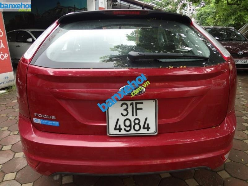 Xe Ford Focus 1.8AT 2010-2