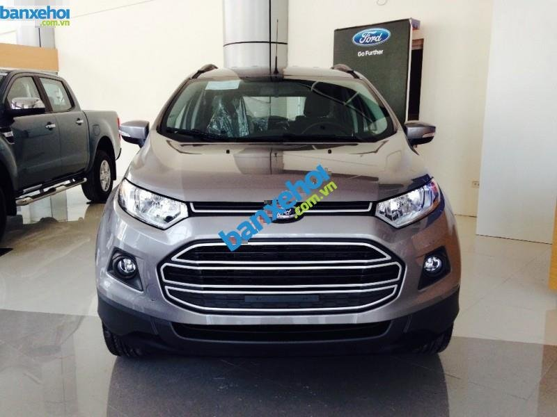 Xe Ford EcoSport 1.5L MT 2014-0