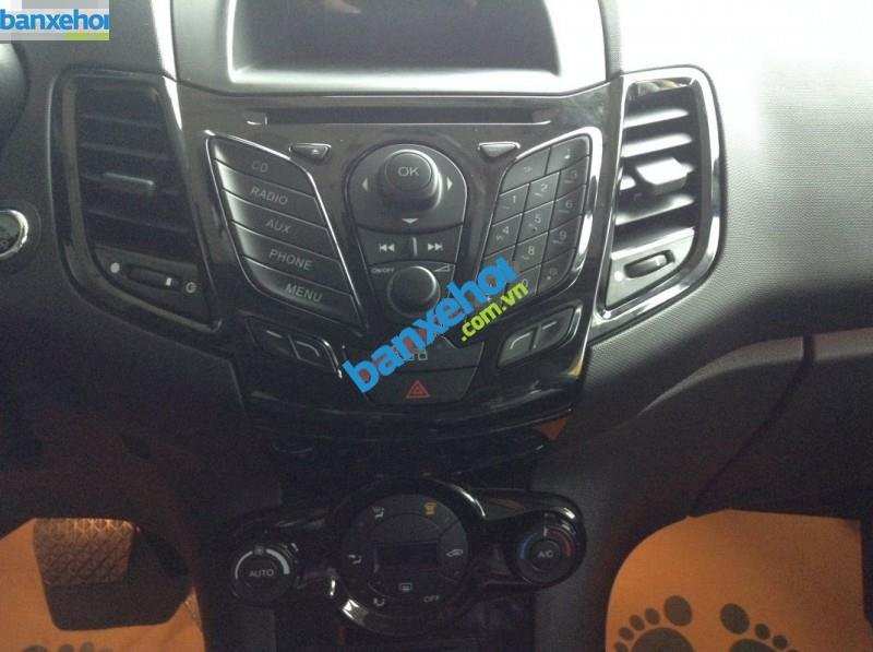 Xe Ford Fiesta 1.5AT 2014-7