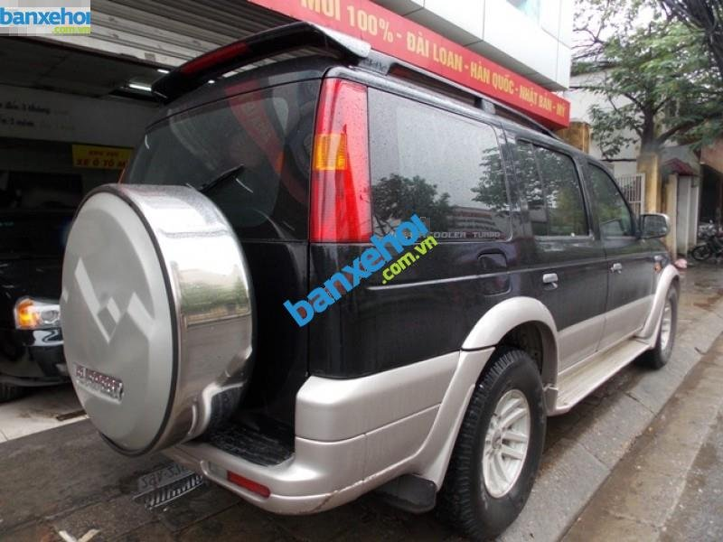 Xe Ford Everest  2005-9